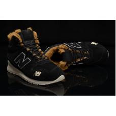Кроссовки New Balance 996 Утепленные черные